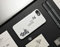 IPhone case X Hangul