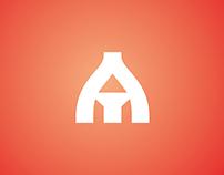 «Ярт»: логотип, айдентика / logotype, identity