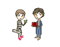 Pixelart Characters