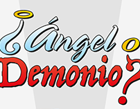 ¿Ángel o Demonio? Game Board