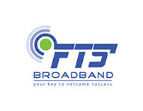 Visual Identity for FTS Broadband