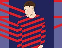 Fashion Illustrations | Menswear