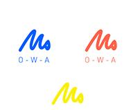 Création du logo de la société MS OWA