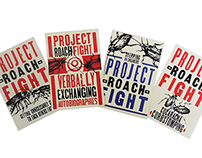 Tourism Postcards - Project Roach Fight