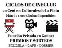 CICLOS DE CINE EN LA PLATA: Proyección de Películas