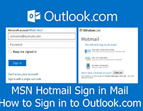 Hotmaill.live/#hotmail-login