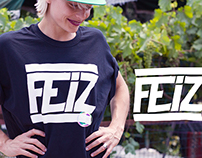 FEIZ Logo & T-shirt Designs