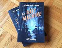 "Book Cover: ""The Salt Machine"""