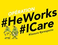 #HeWorks#ICare