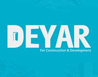 Deyar | Logo Concept