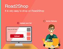 Ecommerce Illustration for Road2Shop