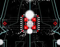 """Cyberpunk Idol"" - Animated sequence"