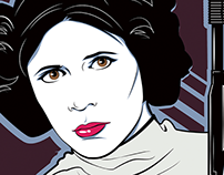 Star Wars: A New Hope Leia