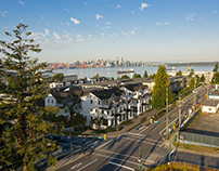 NEW TOWNHOUSE DEVELOPMENT IN NORTH VANCOUVER