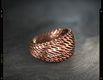 "Jewelry Design ""Ring Type A"""