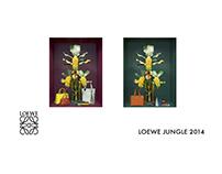 LOEWE Jungle Visual Concept LVMH