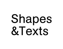Shapes and Texts Exhibition