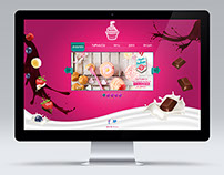 Web Design / TATLI RÜYALAR Cookie Shop
