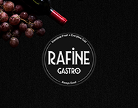 Rafine Gastro   Logo & Branding