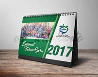 PIPKA's Calendar 2017