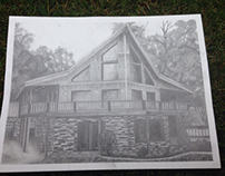 House Drawing Art Project -Final
