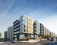 Resi development, Dublin