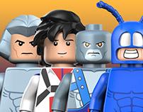 Lego Minifigures: Series 2