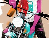 Babes on Bikes