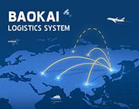 BaoKai Logistics System