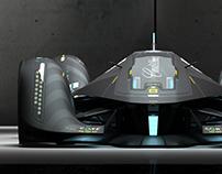 Cadillac V Revolt LMP1