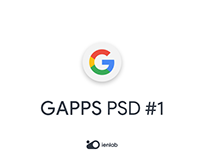Google Apps PSD #1