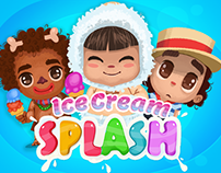 Ice Cream Splash