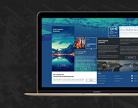 Lofoten Islands - website