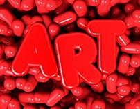ART FOOD ART - C4D