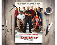 BarberShop The Next Cut - Sneak Preview Poster