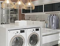 Lavanderia 2 |  Laundry Room 2 | Idélli 2016