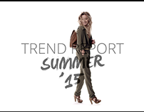 Fashion Days // Summer Trend Report 2015