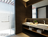 ID: Bathroom, Villa Pines