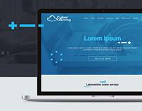 Landing Page CyberLearning