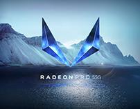 AMD 'Radeon Pro' films