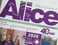 Alice House Hospice Magazine #3