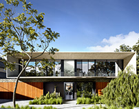 House in Melbourne / Full CG