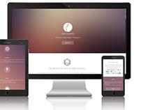 Personal Website - Responsive