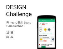 Gamification for EMI/Loan