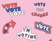 Voting Stickers for GIPHY