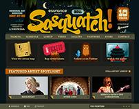 Sasquatch Music Fest 2011