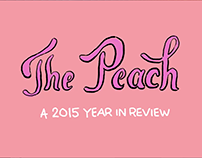 The Peach: A 2015 Year in Review