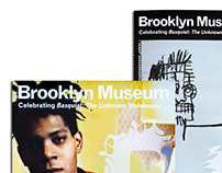 Basquiat Opening Invitations