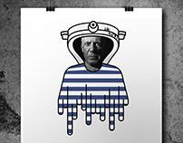 Memory of Duchamp - Fountain 100