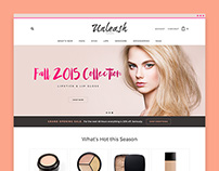 Unleash Cosmetics – Volusion Client